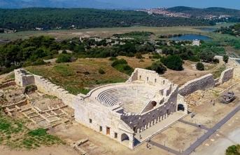 Patara Antik Kenti, 14. Travel Turkey İzmir Fuarı'nda ilgi odağı oldu
