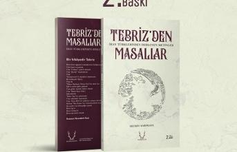 Tebriz'den Masallar gözden geçirilmiş ikinci baskısıyla raflarda yerini aldı