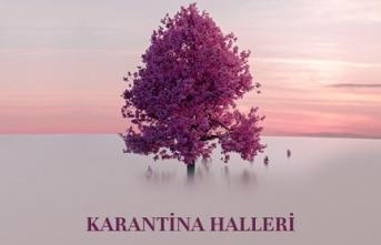 """Yeni dijital proje: """"Karantina halleri"""""""
