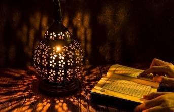 Kur'an ayıdır Ramazan