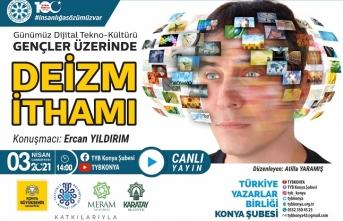 TYB Konya'da gençler üzerinde Deizm ithamı konuşuldu