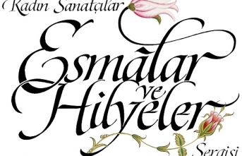 """Yıldız Holding'ten Ramazana Özel Sergi: """"Kadın Sanatçılar - Esmâlar ve Hilyeler"""""""