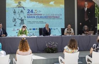 24. Uçan Süpürge Uluslararası Kadın Filmleri Festivali başladı