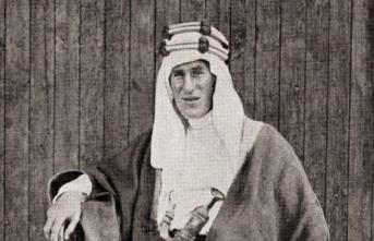 Ajanlığın kitabını yazan İngiliz: Arabistanlı Lawrence