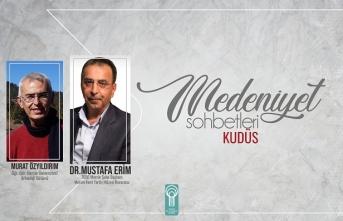 """Dr. Mustafa Erim: """"İsrail'in uyguladığı katliam bütün dünyanın sorunudur."""""""