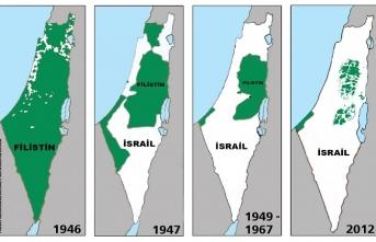 Nefsimizin siyonizmine bir aynadır Filistin