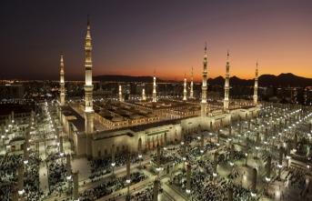 Peygamber kokulu şehir: Medine-i Münevvere