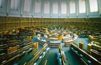 Britanya Kütüphanesi (The British Library)