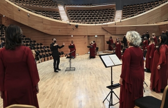 Devlet Çoksesli Korosu klasik eserlerden yeni bestelere geniş bir programı sanatseverlerle buluşturacak