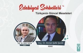 Doç. Dr. Ahmet Şefik Şenlik: İdeolojiler dilde çözülmeye sebep oldu