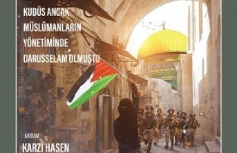 İktibas'ın yeni sayısı 'Filistin' gündemi ile çıktı