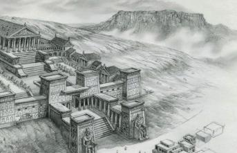 İskenderiye Kütüphanesi'ni Araplar mı yaktı?