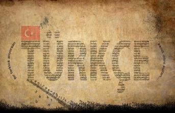 Hissiyat burçlarında dalgalanan söz bayrağı: Türkçe