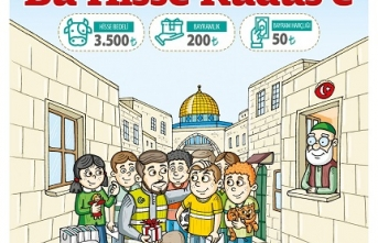 Kudüs, Kurban Bayramı'na hazırlanıyor