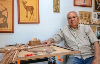 7 yaşında dedesinden öğrendi, 63 yıldır yaşatıyor
