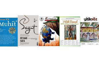 Ağustos 2021 dergilerine genel bir bakış-3