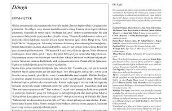 Dergâh Dergisi'nin 378.sayısı çıktı