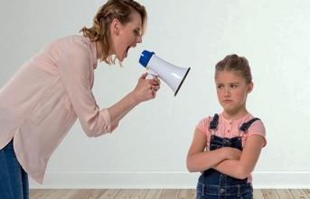 Duymasına rağmen dinlemeyen çocuklar