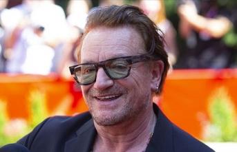 Saraybosna Film Festivali'nin onur konuğu dünyaca ünlü şarkıcı Bono Vox oldu