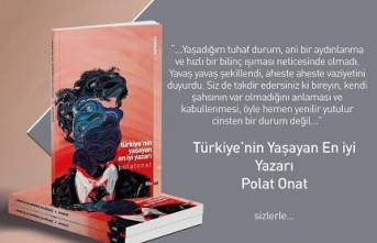 Edebiyat çevrelerine alaycı bir itiraz: Türkiye'nin Yaşayan En İyi Yazarı