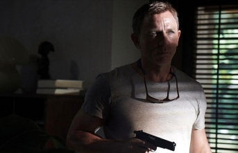 Daniel Craig son kez 'James Bond' olarak beyaz perdede