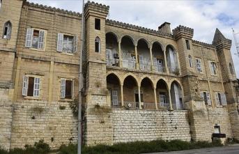 Lübnan'da Osmanlı dönemine ait 250 yıllık 'Baabda Köşkü' restore edilmeyi bekliyor