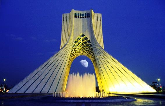 Tahran'ın sembolü değişiyor mu?