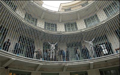 İran'da bir işkence müzesi: İbret!
