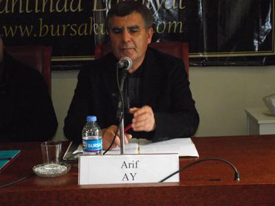 Nuri Pakdil'le ikimiz imamı boykot ettik
