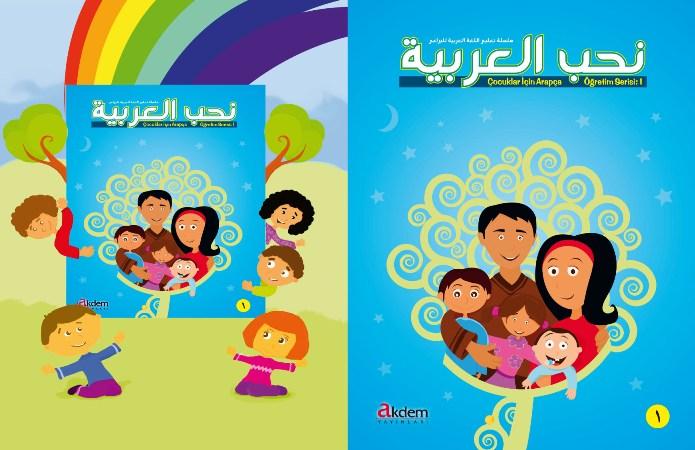 Bu dergi, çocuklara Arapça öğretiyor