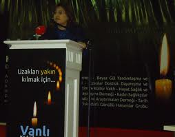 Fatma Şahin'in konuşmasından etkilendim