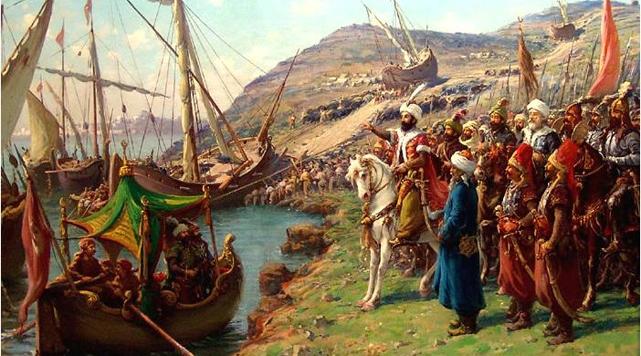 Fatih'in fizikötesi ordusu; mollalar, arifler!