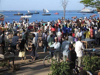 Değerli, nadir hediyeler ülkesi imiş Zanzibar