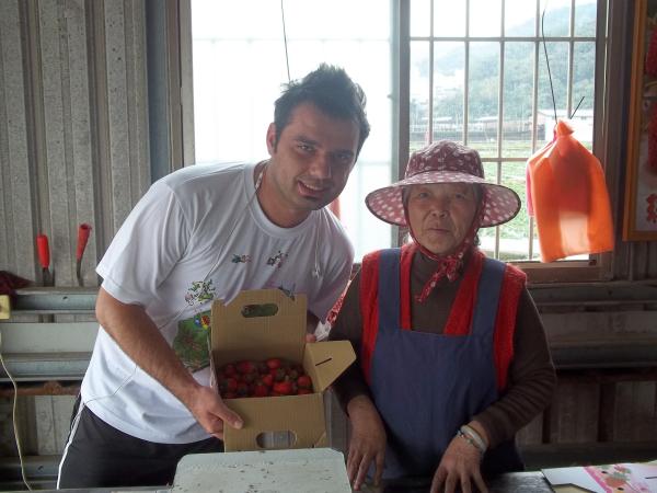 '99 depreminde çevresinden yardım toplamış