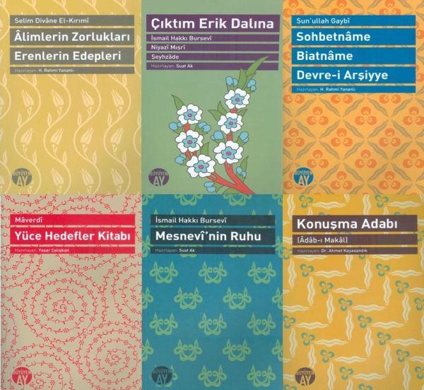 Büyüyenay 5 iyi kitapla Bismillah dedi!