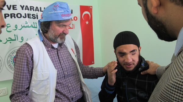 Gazzeli ağır hastalar doktorlardan ne istedi?