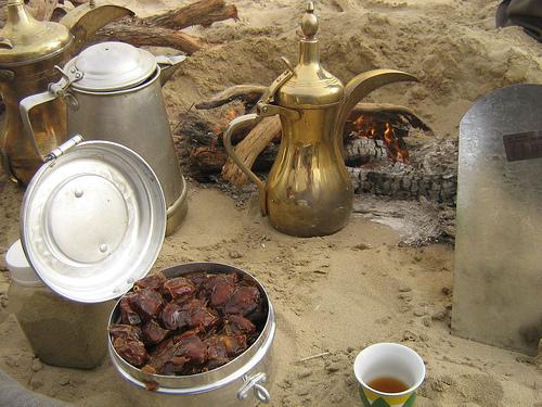 Medine'deki nine gibi pişiremedik kahvemizi!