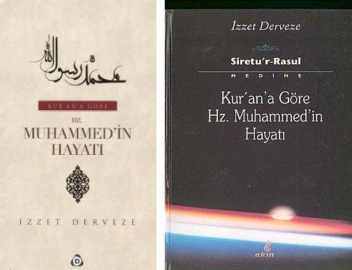 Resulü Kur'an'dan takip eden bir kitap!