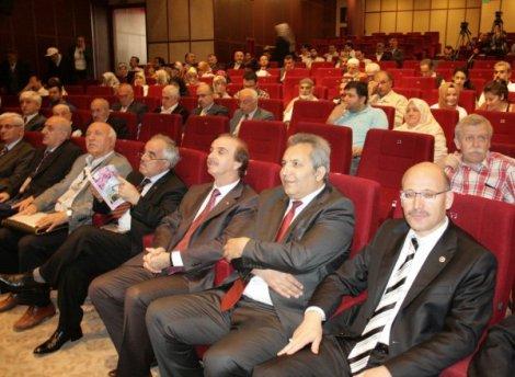 Emir Sultan sempozyumu Bursa'da yapıldı