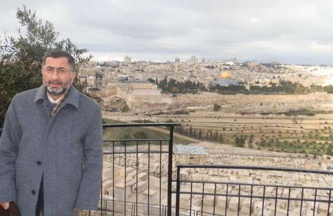 Mehmet Yavuz Ay Kudüs'ü anlatıyor!