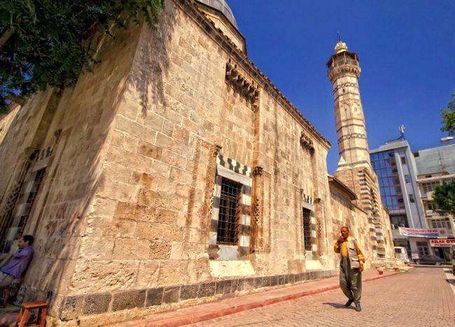 Adana demek biraz da Ulu Cami demek