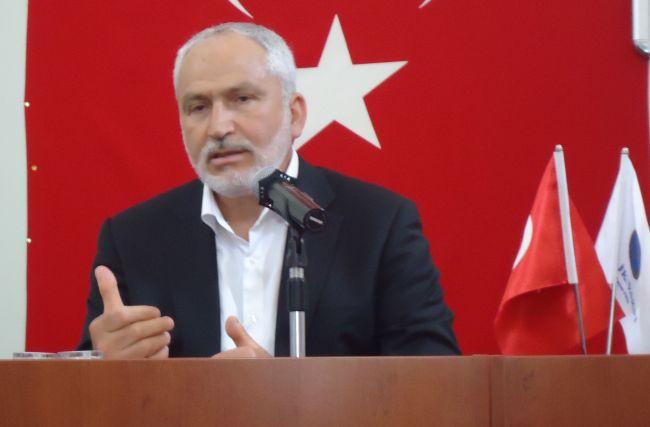 Abdullah Gül tiyatrodan sorumlu müdürdü