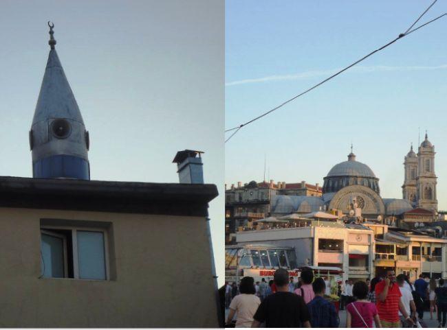 Taksim'e cami olmaz ezikliğini bırakalım