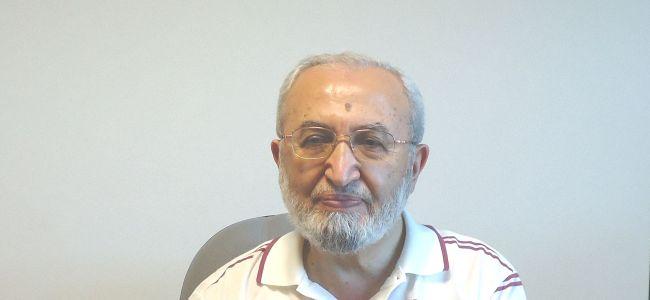 Yaşar Kandemir Hoca'yı İSAM'da ziyaret ettim