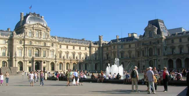Topkapı Sarayı'nın Louvre'dan farkı ne?
