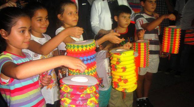 Bafra'da farklı bir Ramazan eğlencesi!