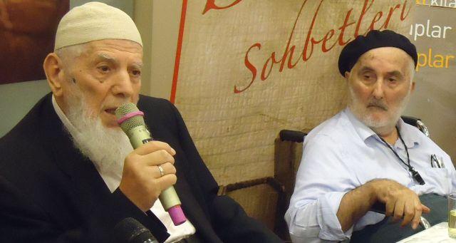 N. Fazıl, Said Nursi ile röportaj yapmış