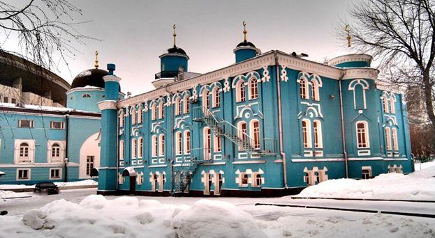 Moskova'da hangi camiler var?