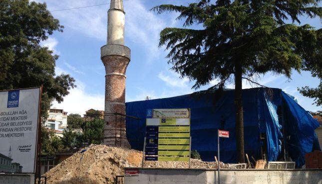 Bostancıbaşı Camii'nin hali ne olacak?