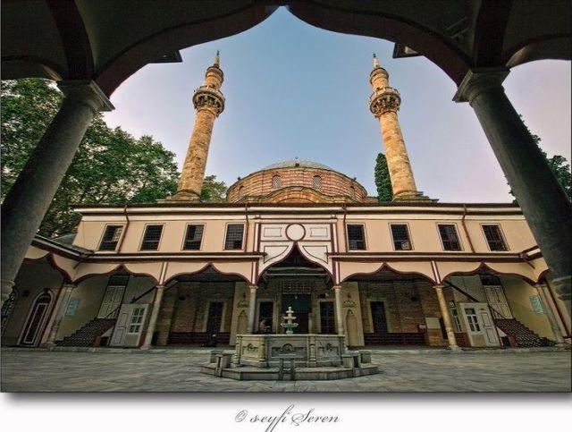 Bursa'nın Asa Suyu'nda Emir'in hakkı vardır